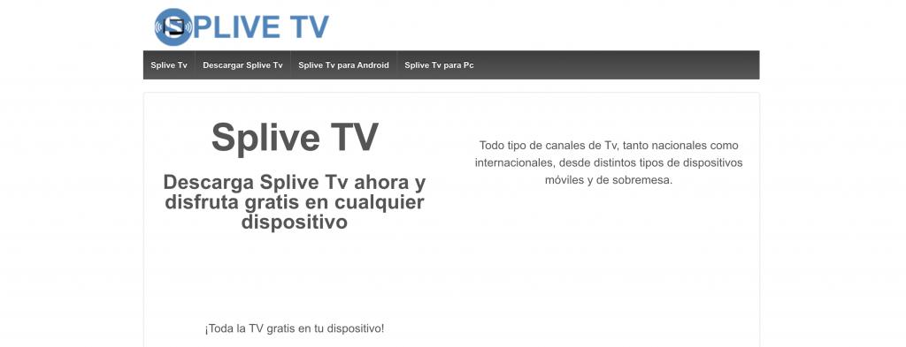 SpliveTV